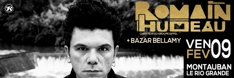 ROMAIN HUMEAU - BAZAR BELLAMY