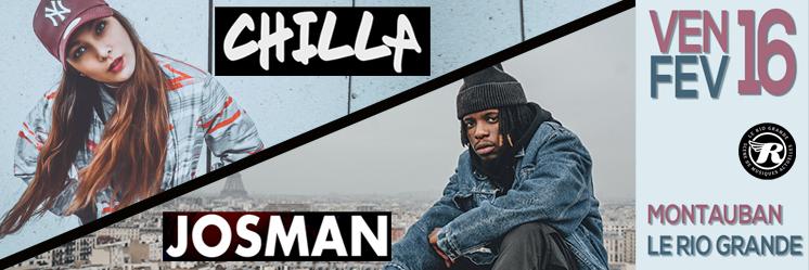CHILLA - JOSMAN