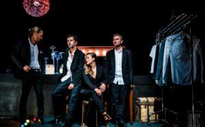 JEU. 30/4 : Cuarteto Tafi @Espace des Augustins