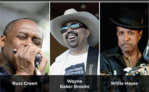 VEN. 22/11 : Chicago Blues Festival – 50 ANS