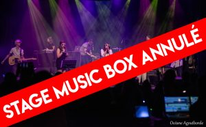MUSIC BOX (AVRIL) – ANNULÉ