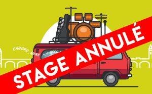 Annulé : Music Box d'été @Cahors (6 au 9/7)