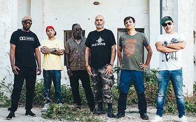 SAM. 16/10 : Asian Dub Foundation + Kaudakrom