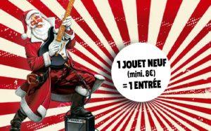 Vend. 4/12 : Soirée Le Père Noël est un Rockeur