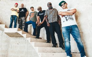 Read more about the article SAM. 19/3 : Asian Dub Foundation + Kaudakrom